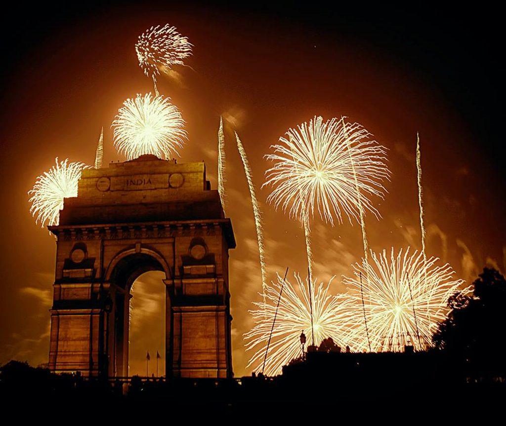 pradeep fireworks