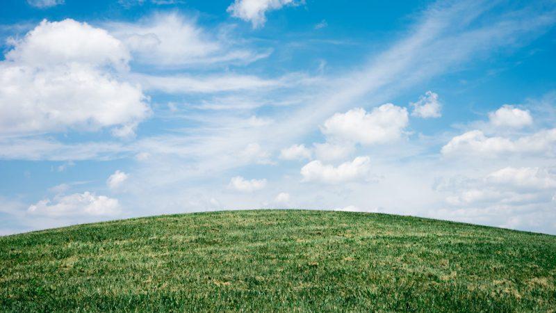 Clouds Plan Landscape Photos