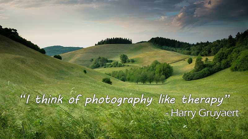 Landscape photography quotes #2