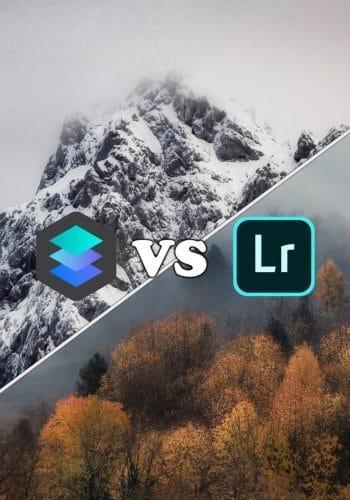 Lightroom vs Luminar 4