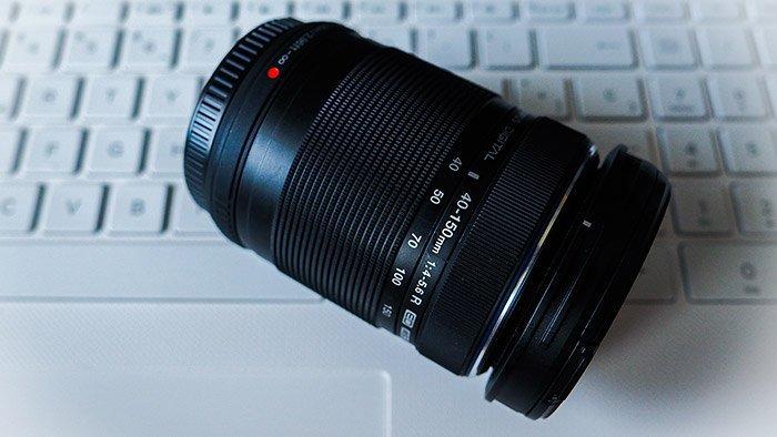 Long length lens - macro photography