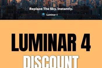 Luminar 4 Discount 1