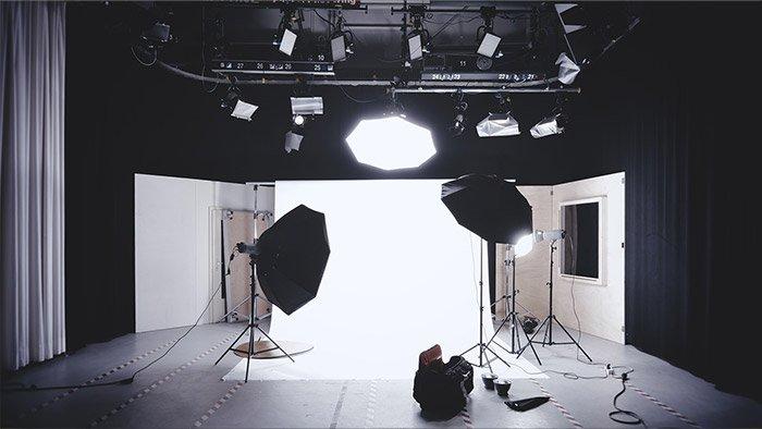 Lighting - macro photography