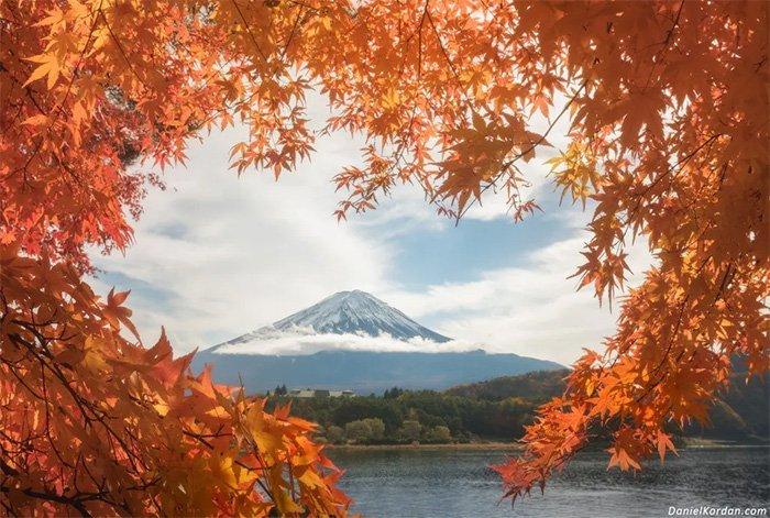 Daniel Kordan - Mount Fuji