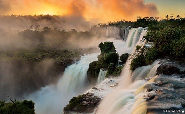 Frans Lanting - Iguazu Falls