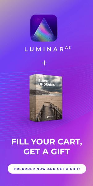 Luminar AI + gift