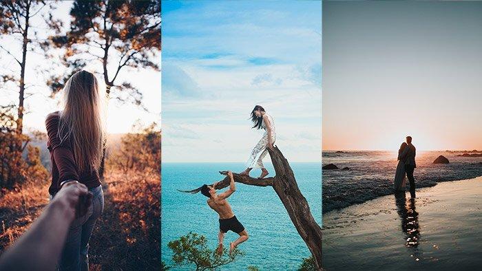 Photoshoot Ideas - Couple photosession