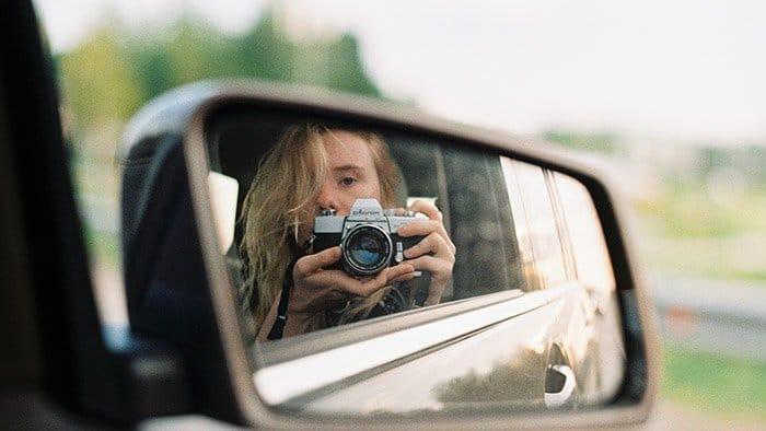 Photoshoot Ideas - Self portrait