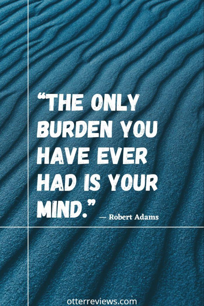 Robert Adams Quote