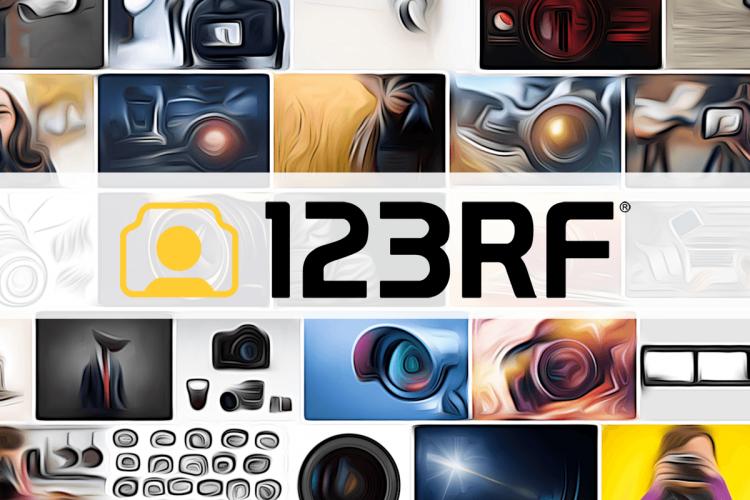 123RF Review - Thumbnail