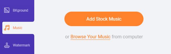 FlexClip Music
