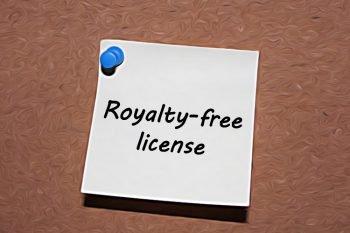 Royalty-free license - thumbnail 1