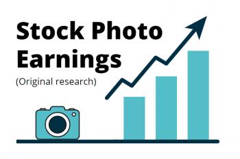 Selling stock photos - thumbnail