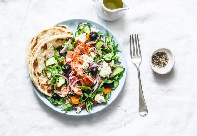 Mediterranean diets - Shutterstock idea