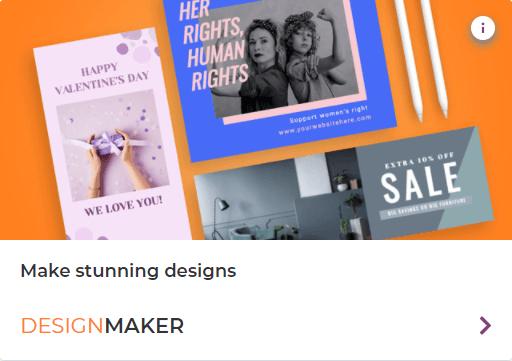 Designs.ai design maker thumbnail