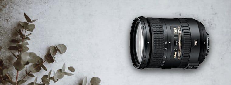Nikon 18-200 mm f3.5-5.6G ED VR II Thumbnail image