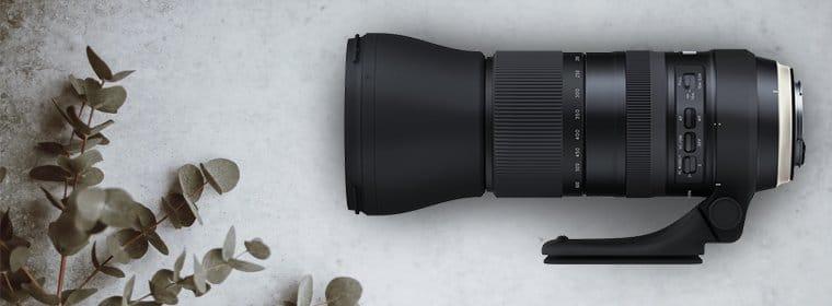 Tamron SP 150-600mm f5-6.3 Di VC USD thumbnail