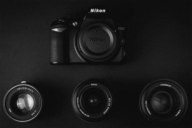 Best Nikon D3500 lens thumbnail