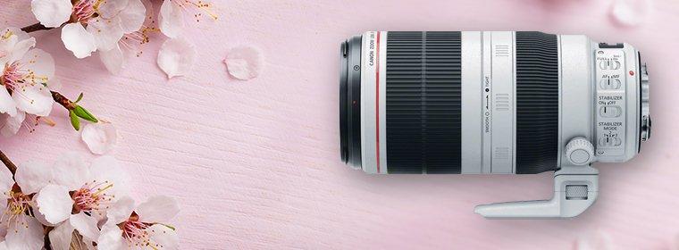 Canon EF 100-400mm f 4.5-5.6L IS II USM thumbnail