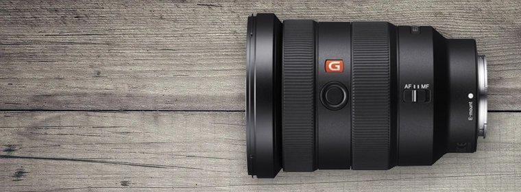 Sony 16-35 mm F2.8 GM