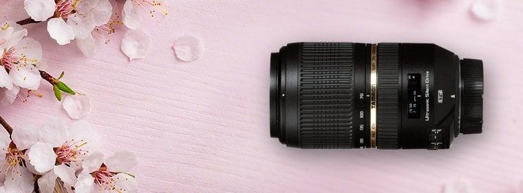 Tamron SP 70-300mm f4-5.6 Di VC USD thumbnail