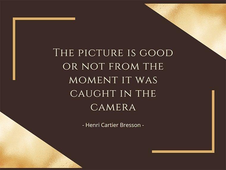 Henri Cartier Bresson Quote 1